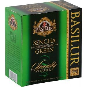 BASILUR Specialty Sencha 50x1,5g (7723)