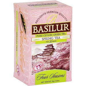 BASILUR Four Seasons Spring Tea 20x1,5g (7401)