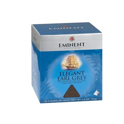 EMINENT Elegant Earl Grey pyramidové sáčky 20x2g (6842)