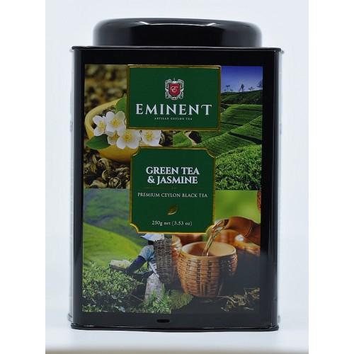 EMINENT Green Tea Jasmine plech 250g (6836)