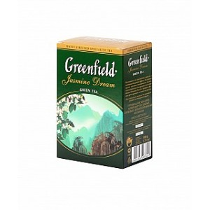 GREENFIELD Green Jasmine Dream papier 100g (5505)