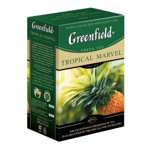 GREENFIELD Green Tropical Marvel papier 100g (5511)