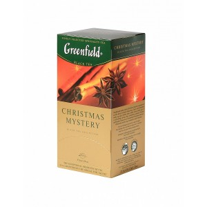 GreenField Black Christmas Mystery 25x1.5g (5598)