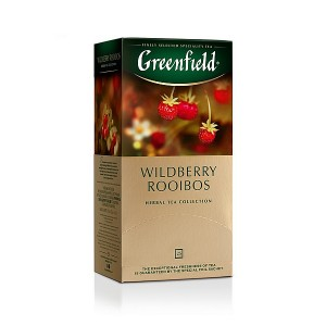 GreenField Herbal Wildberry Rooibos 25x1,5g (5591)