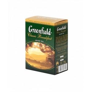 Greenfield Black Classic Breakfast, papier, 100g (5502)