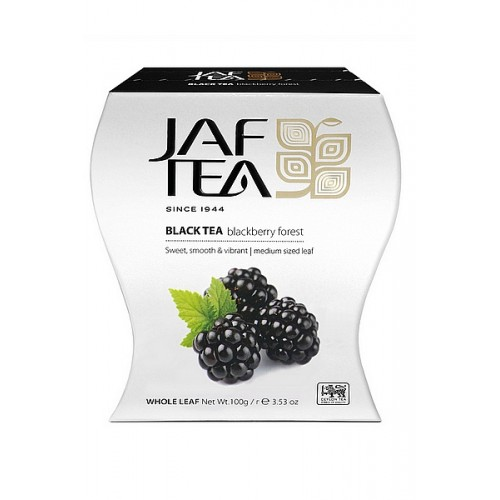 JAFTEA Black Blackberry Forest papier 100g (2610)