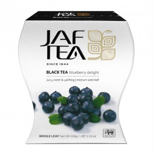 JAFTEA Black Blueberry Delight papier 100g (2611)