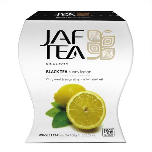 JAFTEA Black Sunny Lemon papier 100g (2619)