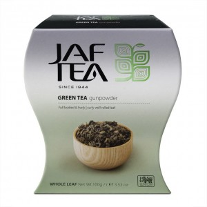 JAFTEA Green Gunpowder papier 100g (2650)