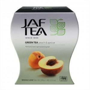 JAFTEA Green Peach Apricot papier 100g (2655)