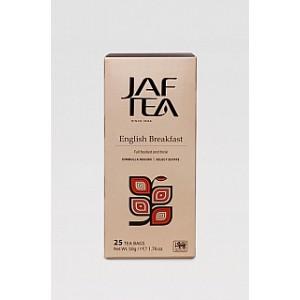 JAFTEA Black English Breakfast 25x2g (2760)
