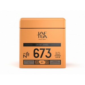 JAFTEA Single Estate Shawlands plech 125g (2701)