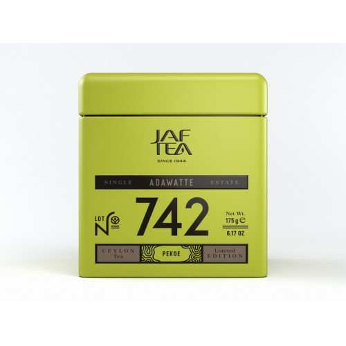 JAFTEA Single Estate Adawatte plech 175g (2702)