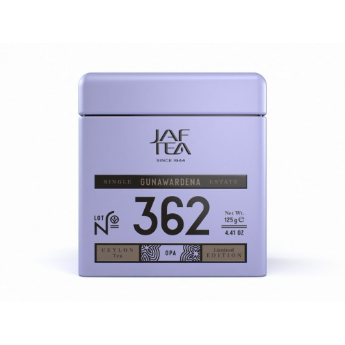 JAFTEA Single Estate Gunawardena plech 125g (2704)