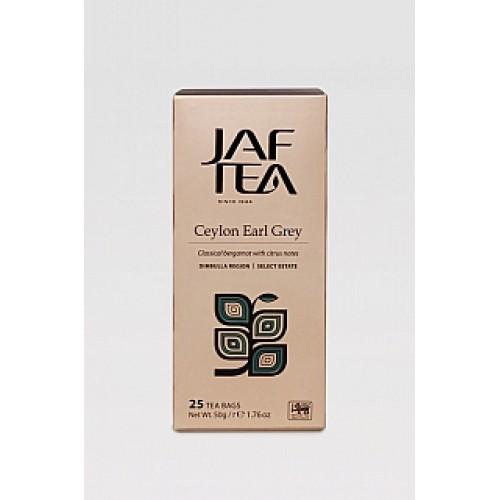JAFTEA Black Ceylon Earl Grey 25x2g (2763)