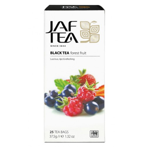JAFTEA Black Forest Fruit 25x1,5g (2780)