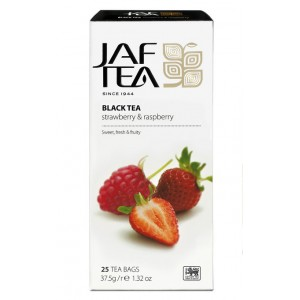 JAFTEA Black Strawberry & Raspberry  25x1,5g (2781)