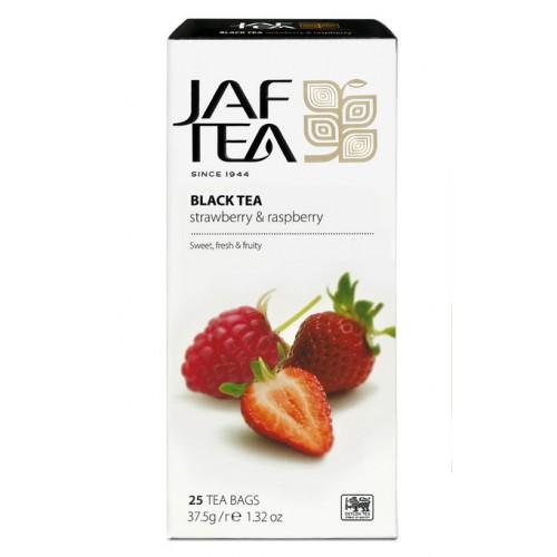 JAFTEA Black Strawberry & Raspberry  25x1,5g (2781)