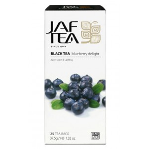JAFTEA Black Blueberry Delight 25x1,5g (2782)