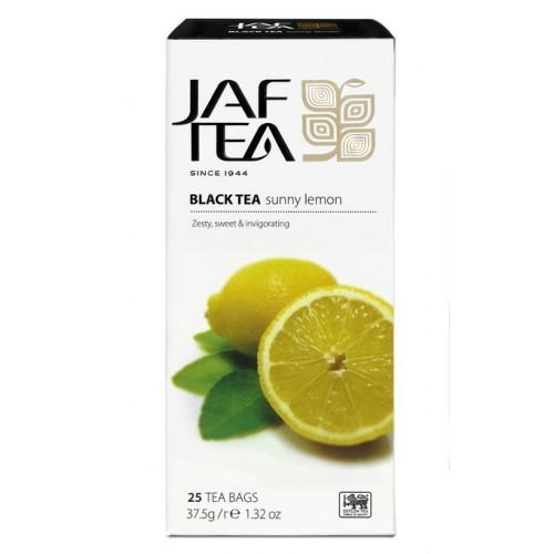 JAFTEA Black Sunny Lemon 25x1,5g (2784)