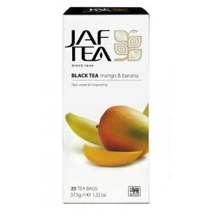 JAFTEA Black Mango Banana 25x1,5g (2787)