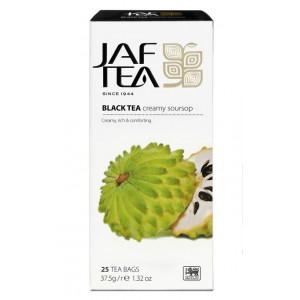JAFTEA Black Creamy Soursop 25x1,5g (2788)
