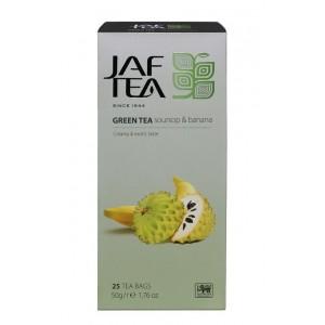 JAFTEA Green Soursop & Banana 25x2g (2808)