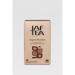 JAFTEA Black English Breakfast 20x2g (2820)