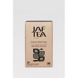 JAFTEA Black Ceylon Earl Grey 20x2g (2823)