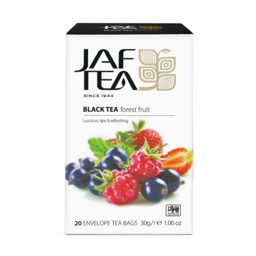 JAFTEA Black Forest Fruit 20x1,5g (2840)