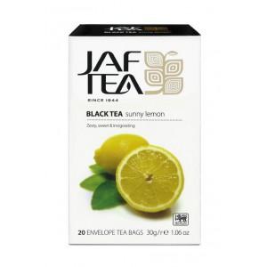 JAFTEA Black Sunny Lemon 20x1,5g (2844)