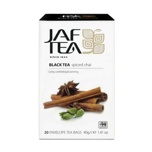 JAFTEA Black Spiced Chai 20x2g (2861)