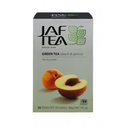 JAFTEA Green Peach Apricot 20x2g (2876)