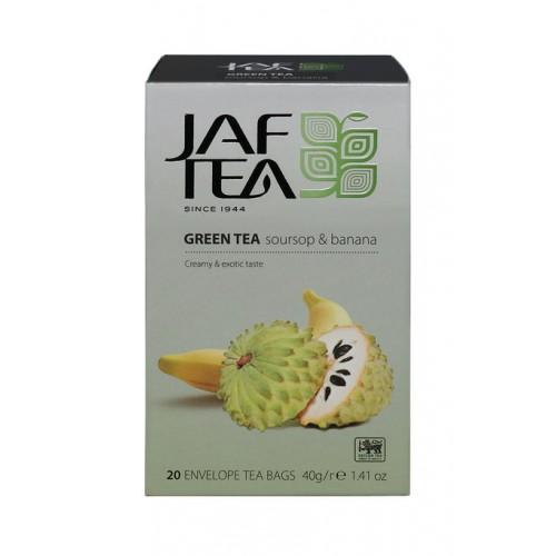 JAFTEA Green Soursop & Banana 20x2g (2878)