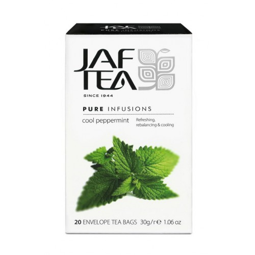 JAFTEA Infusion Cool Peppermint 20x1,5g (2890)