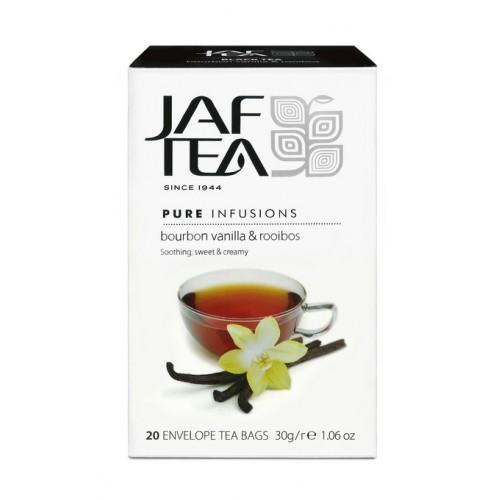 JAFTEA Infusion Bourbon Vanilla Rooibos 20x1,5g (2893)