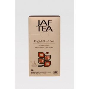 JAFTEA Pyramid Black English Breakfast 20x2g (2900)