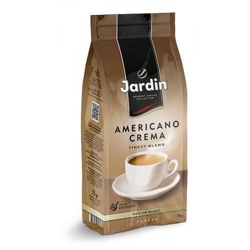 Káva JARDIN 12/19 Arabika Americano Crema mletá 75g (5914)