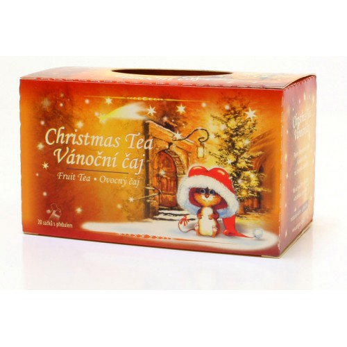 Vianočný čaj ovocný 20x2g (3304)