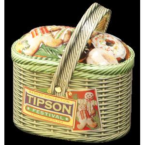 TIPSON Basket Festival plech 100g (5001)