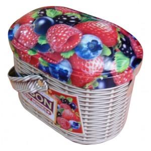 TIPSON Basket Forest Berries plech 100g (5003)