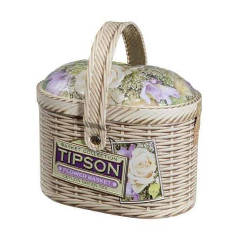 TIPSON Basket Flower plech 100g (5004)