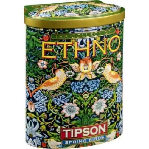 TIPSON Ethno Spring Birds plech 100g (5009)