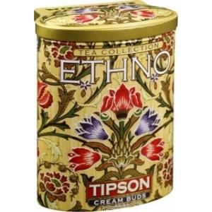 TIPSON Ethno Cream Buds plech 100g (5010)