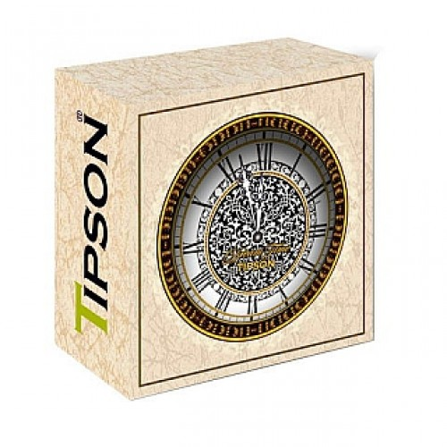 TIPSON Dream Time - Clock Silver plech 30g (5036)