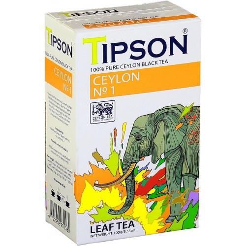 TIPSON Ceylon No.1, 85g (7810)