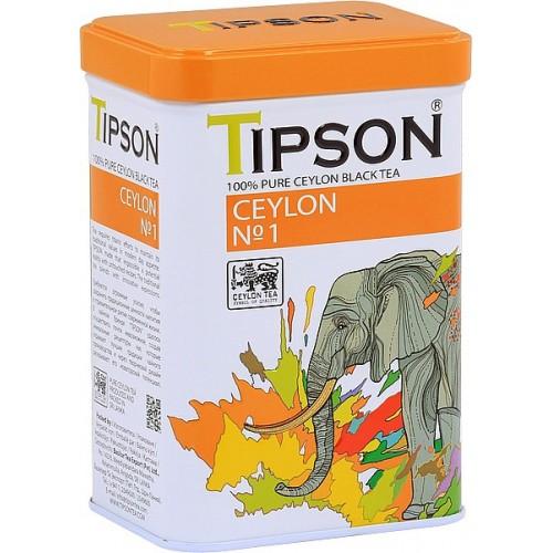 TIPSON Ceylon No.1, plech, 85g (7845)