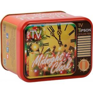 TIPSON TV Midnight Clock plech 25g (5011)