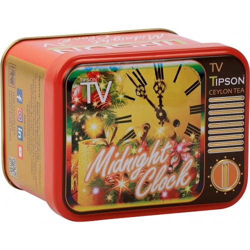 TIPSON TV Midnight Clock plech 25g (5011)