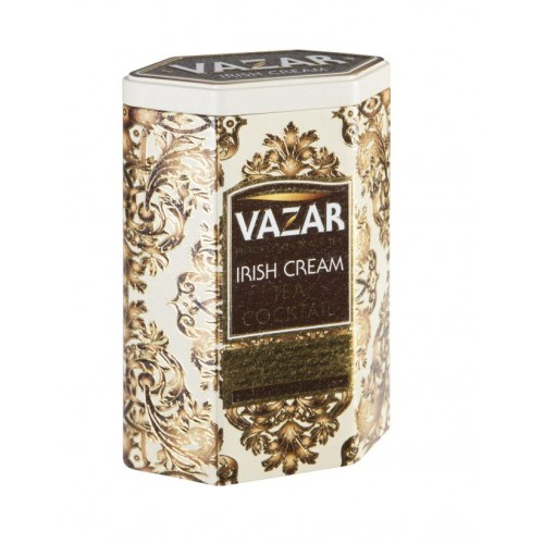 VAZAR Black Cocktail Irish Cream plech 100g (4090)